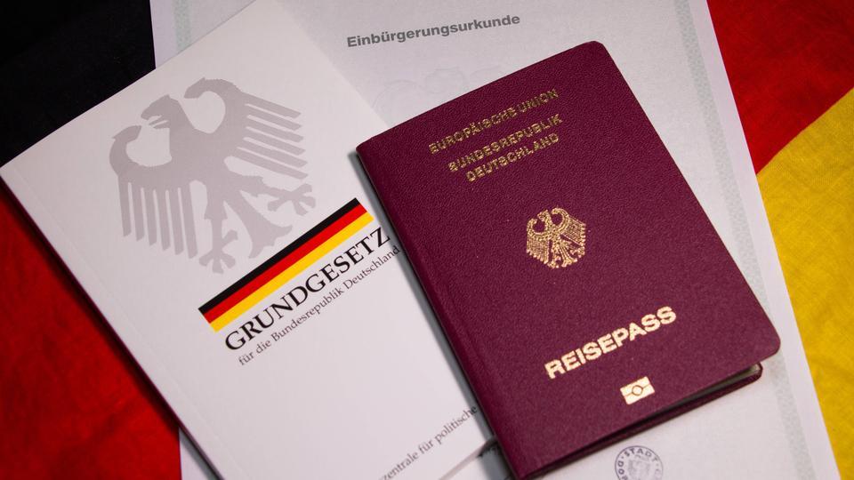 Hướng dẫn: Thủ tục nhập quốc tịch Đức