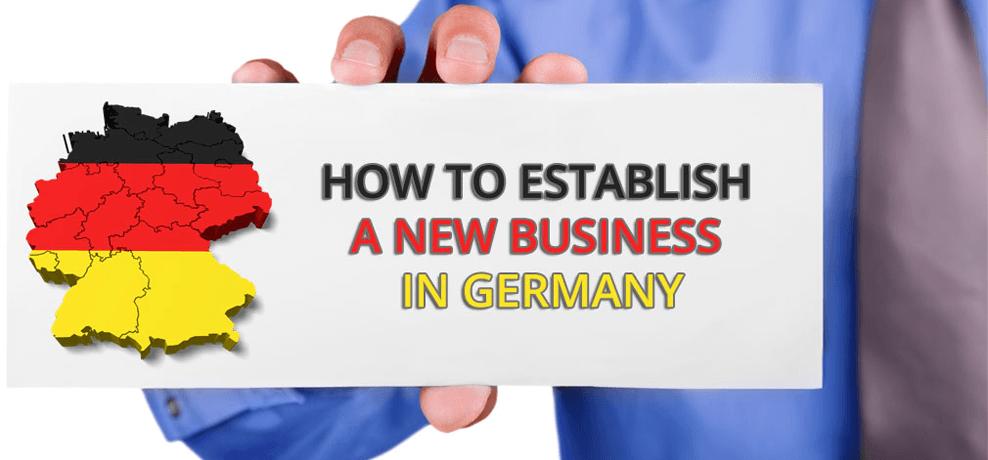 Mở công ty đại diện thương mại tại Đức