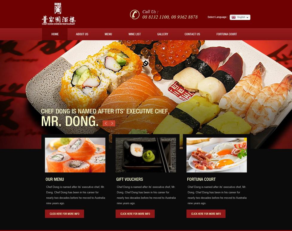 8 lưu ý khi xây dựng website nhà hàng